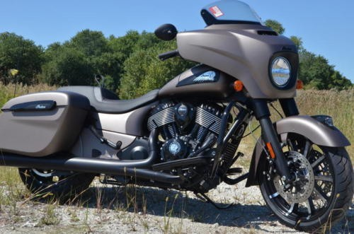 2019 Indian Chieftain Dark Horse® Bronze Smoke -- BRONZE SMOKE for sale craigslist